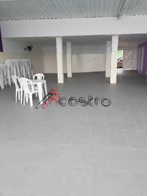 NCastro19. - Ponto comercial para alugar Rua Tapinhoa,Vila São Teodoro, Nova Iguaçu - R$ 3.000 - T1022 - 11