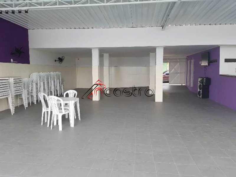 NCastro20. - Ponto comercial para alugar Rua Tapinhoa,Vila São Teodoro, Nova Iguaçu - R$ 3.000 - T1022 - 9