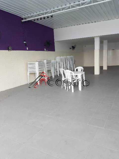 NCastro21. - Ponto comercial para alugar Rua Tapinhoa,Vila São Teodoro, Nova Iguaçu - R$ 3.000 - T1022 - 12