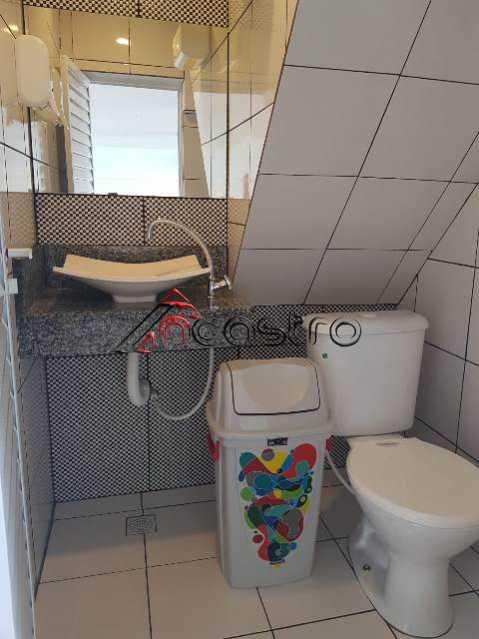 NCastro22. - Ponto comercial para alugar Rua Tapinhoa,Vila São Teodoro, Nova Iguaçu - R$ 3.000 - T1022 - 21