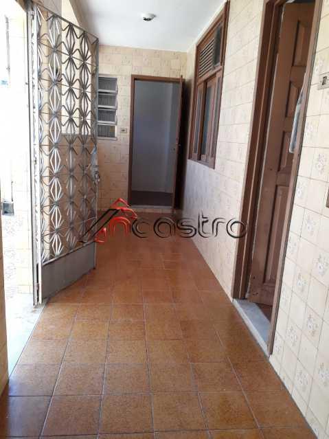 NCastro01. - Casa à venda Rua Taborari,Braz de Pina, Rio de Janeiro - R$ 240.000 - M2145 - 1