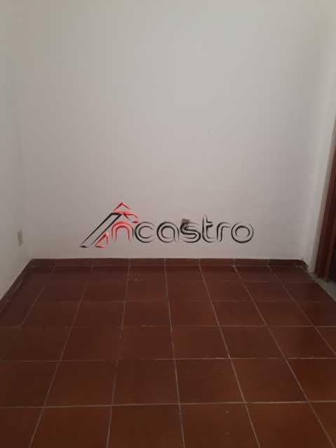 NCastro04. - Casa à venda Rua Taborari,Braz de Pina, Rio de Janeiro - R$ 240.000 - M2145 - 4