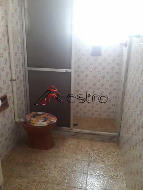 NCastro11. - Casa à venda Rua Taborari,Braz de Pina, Rio de Janeiro - R$ 240.000 - M2145 - 17