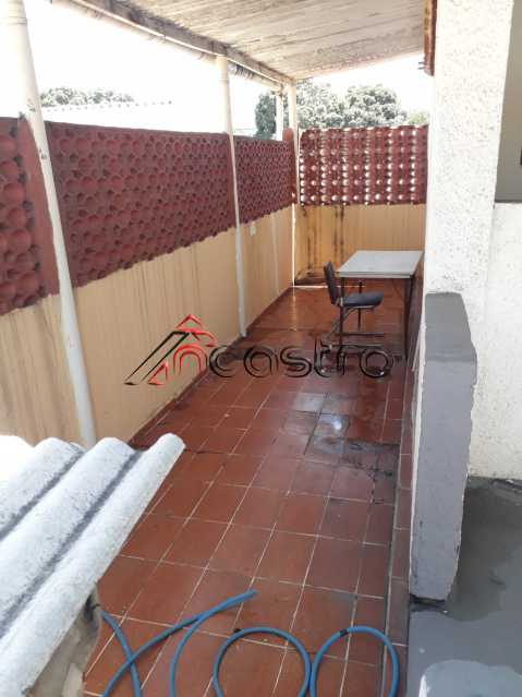 NCastro24. - Casa à venda Rua Taborari,Braz de Pina, Rio de Janeiro - R$ 240.000 - M2145 - 21