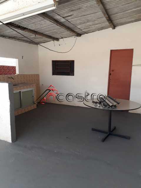 NCastro25. - Casa à venda Rua Taborari,Braz de Pina, Rio de Janeiro - R$ 240.000 - M2145 - 22
