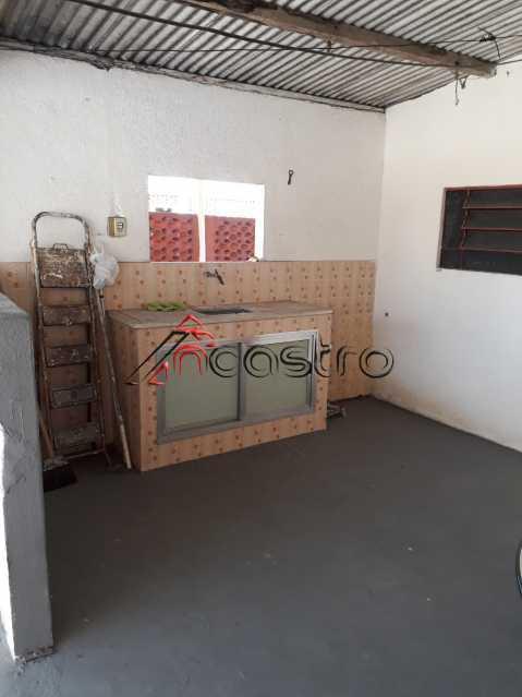 NCastro26. - Casa à venda Rua Taborari,Braz de Pina, Rio de Janeiro - R$ 240.000 - M2145 - 24