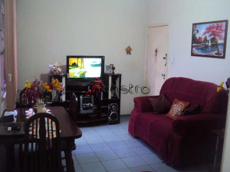 NCastro01. - Apartamento à venda Rua Noêmia Nunes,Olaria, Rio de Janeiro - R$ 200.000 - 2217 - 1