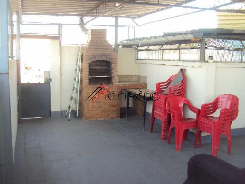 NCastro04. - Apartamento à venda Rua Noêmia Nunes,Olaria, Rio de Janeiro - R$ 200.000 - 2217 - 21