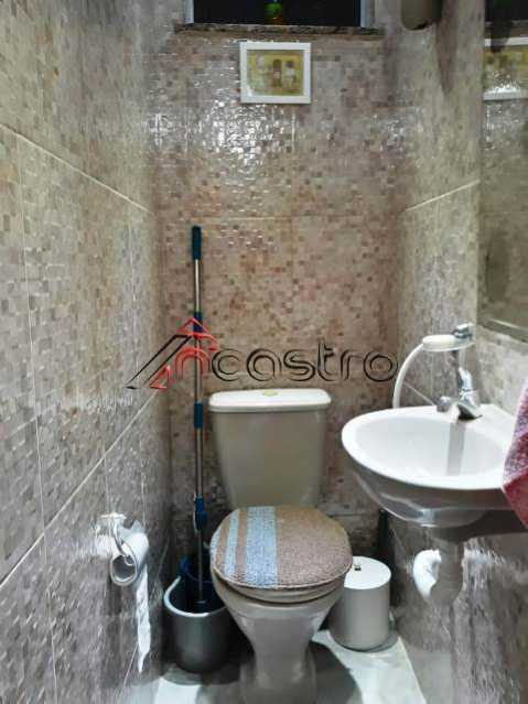 Ncastro 25. - Apartamento Rua André Azevedo,Olaria,Rio de Janeiro,RJ À Venda,2 Quartos,75m² - 2219 - 21
