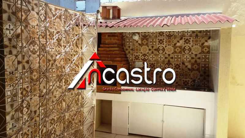 NCastro 61. - Apartamento À Venda - Olaria - Rio de Janeiro - RJ - M2011 - 23