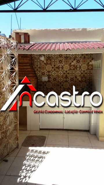 NCastro 62. - Apartamento À Venda - Olaria - Rio de Janeiro - RJ - M2011 - 1