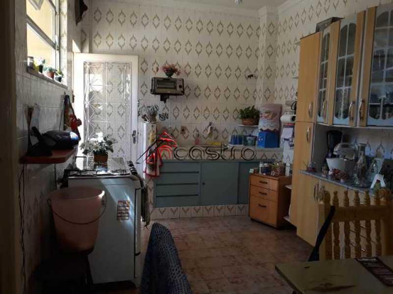 NCastro04. - Casa de Vila à venda Rua Comandante Vergueiro da Cruz,Olaria, Rio de Janeiro - R$ 550.000 - M2150 - 14