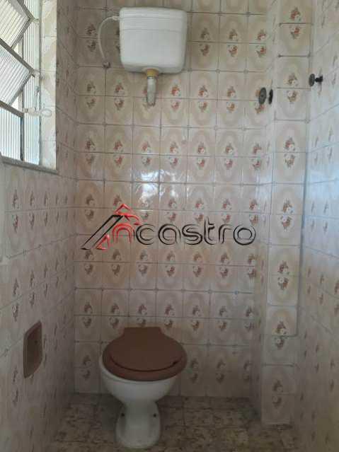 NCastro09. - Casa de Vila à venda Rua Comandante Vergueiro da Cruz,Olaria, Rio de Janeiro - R$ 550.000 - M2150 - 19