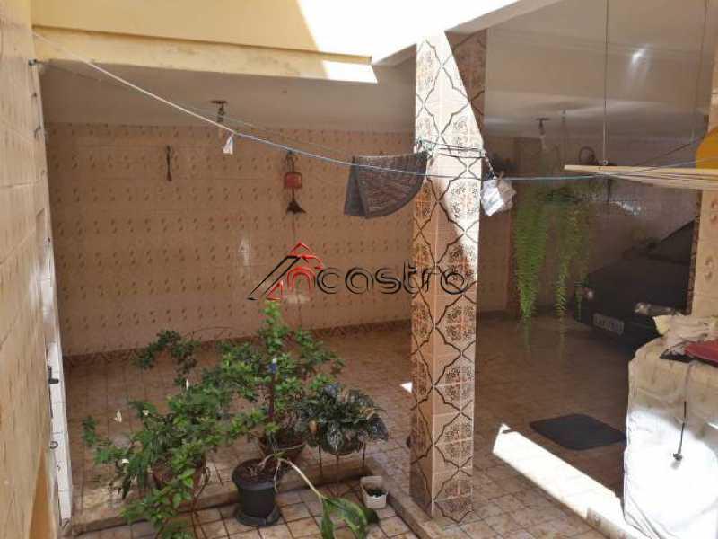 NCastro10. - Casa de Vila à venda Rua Comandante Vergueiro da Cruz,Olaria, Rio de Janeiro - R$ 550.000 - M2150 - 20