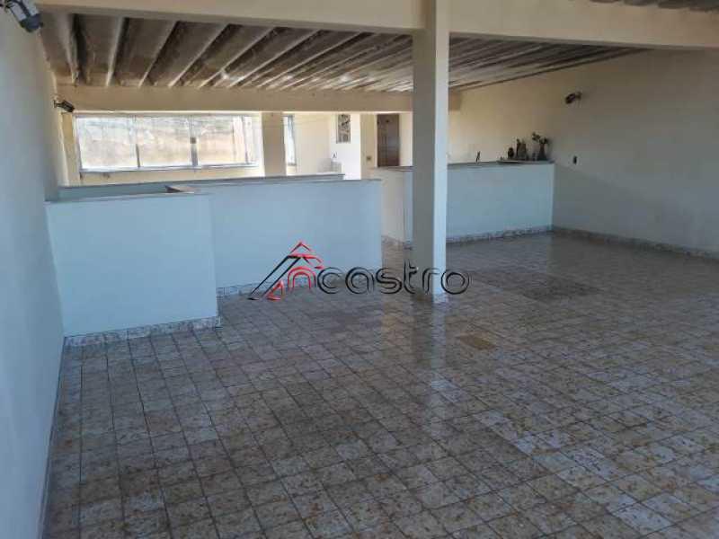 NCastro17. - Casa de Vila à venda Rua Comandante Vergueiro da Cruz,Olaria, Rio de Janeiro - R$ 550.000 - M2150 - 24