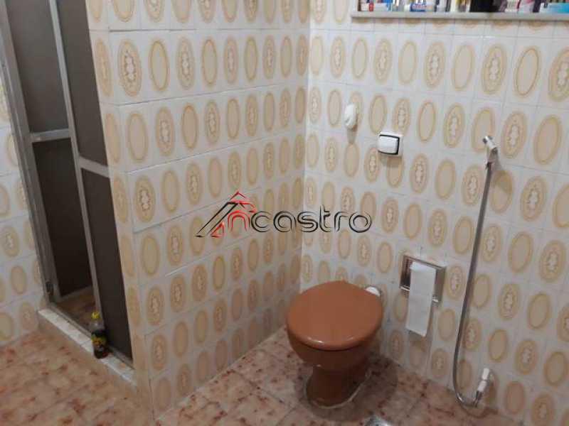 NCastro23. - Casa de Vila à venda Rua Comandante Vergueiro da Cruz,Olaria, Rio de Janeiro - R$ 550.000 - M2150 - 25