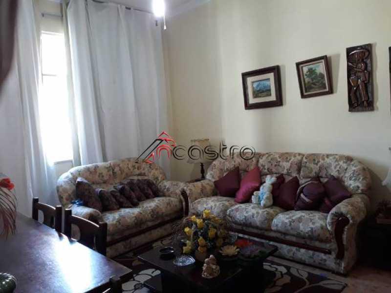 NCastro30. - Casa de Vila à venda Rua Comandante Vergueiro da Cruz,Olaria, Rio de Janeiro - R$ 550.000 - M2150 - 5