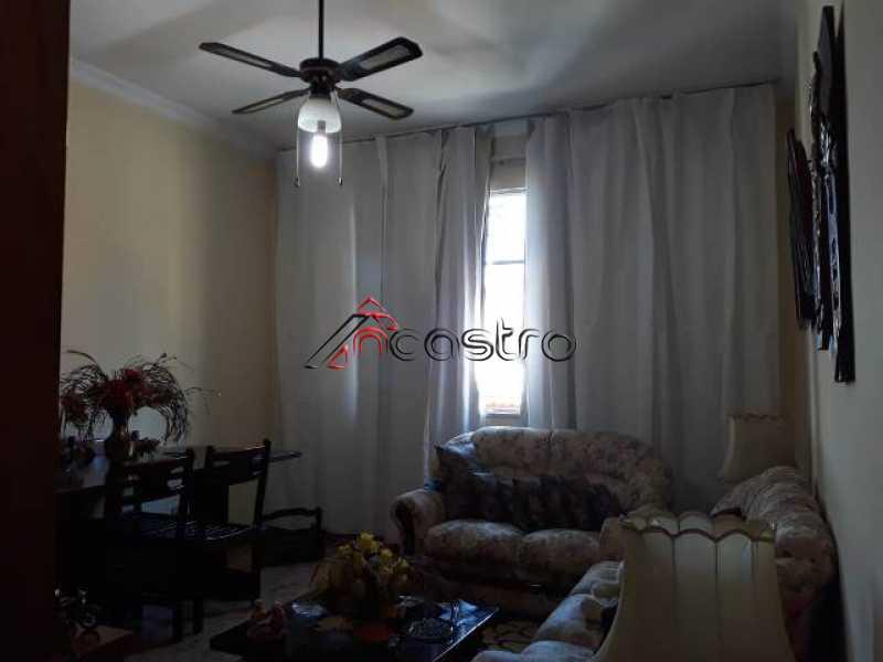 NCastro32. - Casa de Vila à venda Rua Comandante Vergueiro da Cruz,Olaria, Rio de Janeiro - R$ 550.000 - M2150 - 3