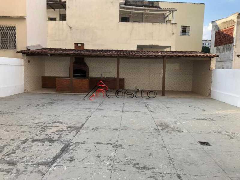 NCastro24. - Apartamento à venda Rua Filomena Nunes,Olaria, Rio de Janeiro - R$ 315.000 - 2228 - 24