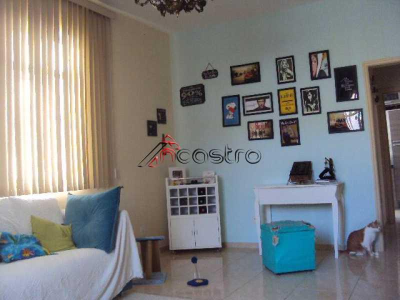 NCastro01 - Casa de Vila à venda Rua Maranhão,Méier, Rio de Janeiro - R$ 510.000 - M2157 - 4