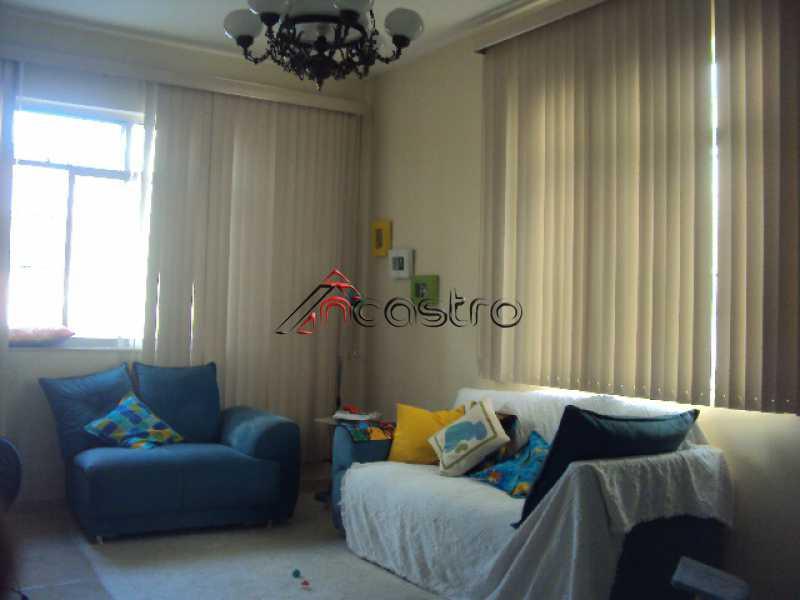 NCastro05 - Casa de Vila à venda Rua Maranhão,Méier, Rio de Janeiro - R$ 510.000 - M2157 - 1