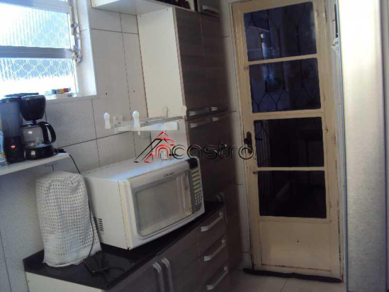 NCastro06 - Casa de Vila à venda Rua Maranhão,Méier, Rio de Janeiro - R$ 510.000 - M2157 - 10