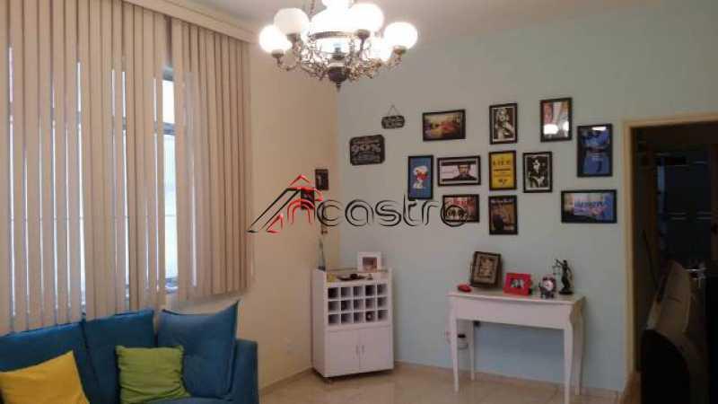 NCastro13. - Casa de Vila à venda Rua Maranhão,Méier, Rio de Janeiro - R$ 510.000 - M2157 - 3