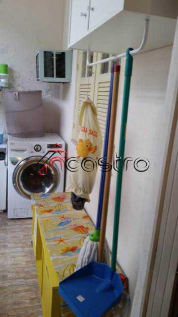 NCastro22. - Casa de Vila à venda Rua Maranhão,Méier, Rio de Janeiro - R$ 510.000 - M2157 - 16