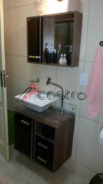 NCastro24. - Casa de Vila à venda Rua Maranhão,Méier, Rio de Janeiro - R$ 510.000 - M2157 - 17