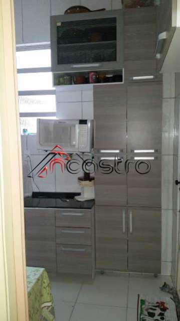 NCastro30. - Casa de Vila à venda Rua Maranhão,Méier, Rio de Janeiro - R$ 510.000 - M2157 - 11
