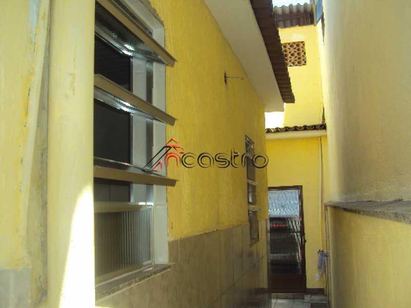 NCastro06 - Casa de Vila À Venda - Olaria - Rio de Janeiro - RJ - M2158 - 20