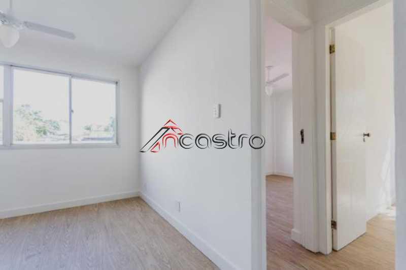 NCastro05 - Apartamento à venda Rua Baronesa,Praça Seca, Rio de Janeiro - R$ 169.000 - 2243 - 6