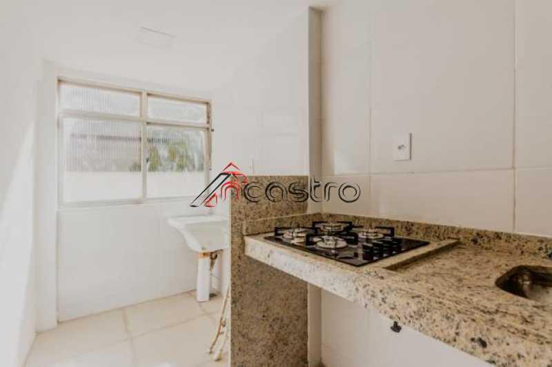 NCastro07 - Apartamento à venda Rua Baronesa,Praça Seca, Rio de Janeiro - R$ 169.000 - 2243 - 19