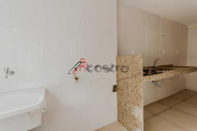NCastro09 - Apartamento à venda Rua Baronesa,Praça Seca, Rio de Janeiro - R$ 169.000 - 2243 - 17