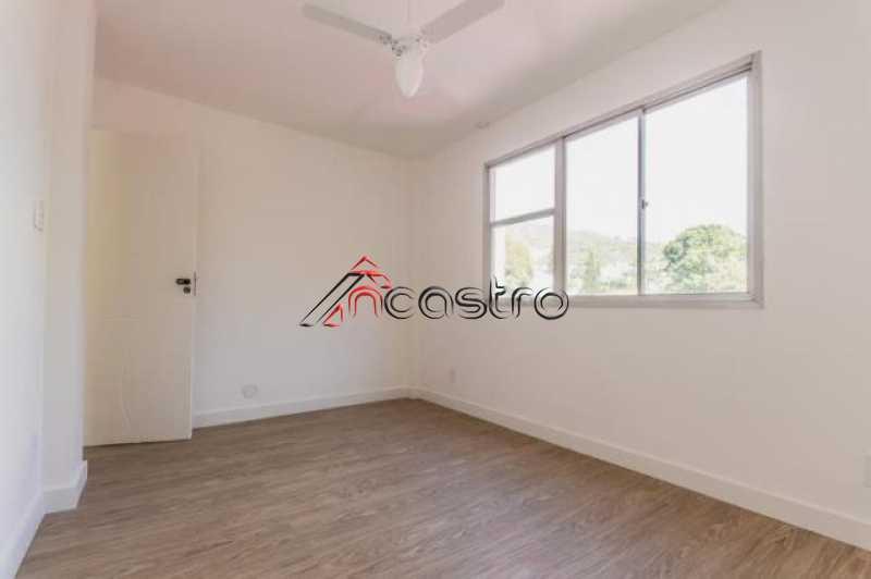 NCastro13 - Apartamento à venda Rua Baronesa,Praça Seca, Rio de Janeiro - R$ 169.000 - 2243 - 8