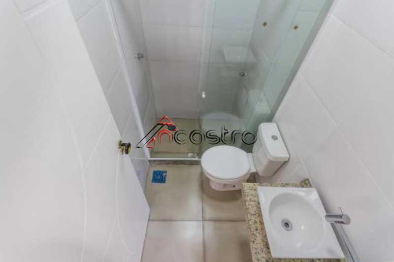 NCastro15 - Apartamento à venda Rua Baronesa,Praça Seca, Rio de Janeiro - R$ 169.000 - 2243 - 22
