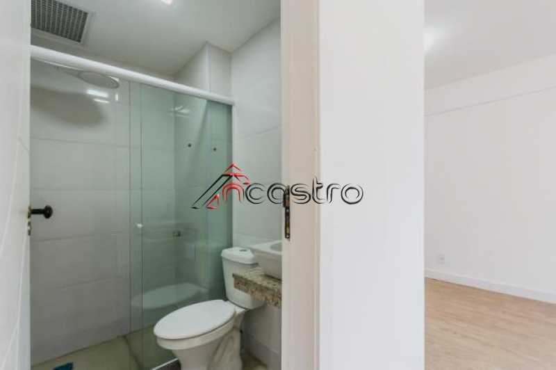 NCastro16 - Apartamento à venda Rua Baronesa,Praça Seca, Rio de Janeiro - R$ 169.000 - 2243 - 20