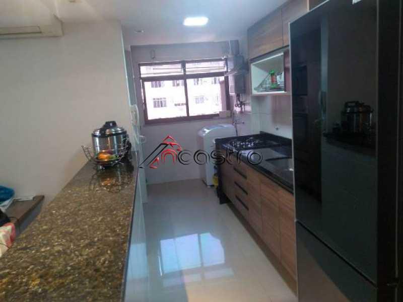 NCastro01. - Apartamento à venda Rua Ferreira de Andrade,Cachambi, Rio de Janeiro - R$ 650.000 - 3056 - 13
