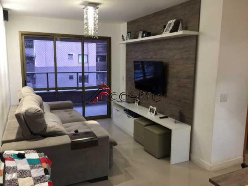 NCastro02. - Apartamento à venda Rua Ferreira de Andrade,Cachambi, Rio de Janeiro - R$ 650.000 - 3056 - 1