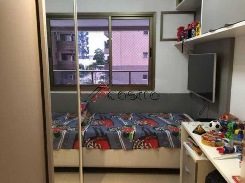 NCastro04. - Apartamento à venda Rua Ferreira de Andrade,Cachambi, Rio de Janeiro - R$ 650.000 - 3056 - 8