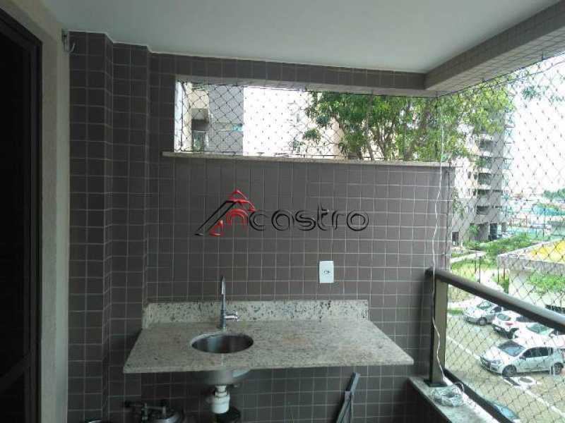 NCastro08. - Apartamento à venda Rua Ferreira de Andrade,Cachambi, Rio de Janeiro - R$ 650.000 - 3056 - 18
