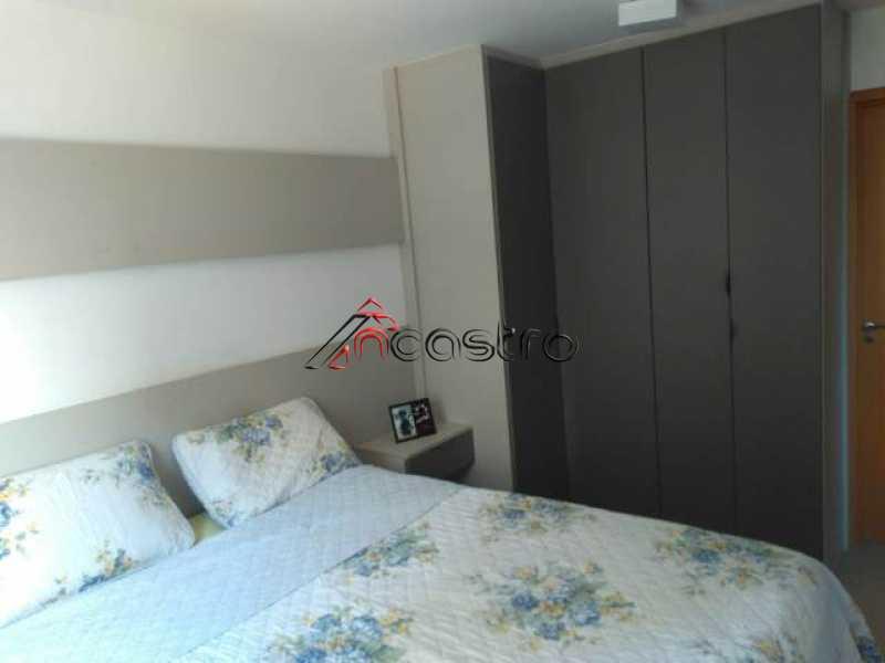 NCastro10. - Apartamento à venda Rua Ferreira de Andrade,Cachambi, Rio de Janeiro - R$ 650.000 - 3056 - 5