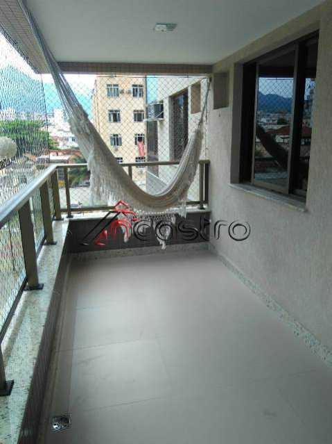 NCastro12. - Apartamento à venda Rua Ferreira de Andrade,Cachambi, Rio de Janeiro - R$ 650.000 - 3056 - 3