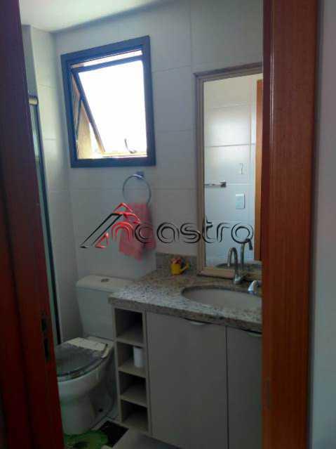 NCastro14. - Apartamento à venda Rua Ferreira de Andrade,Cachambi, Rio de Janeiro - R$ 650.000 - 3056 - 19