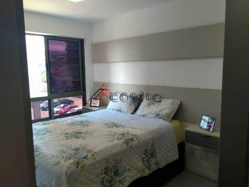 NCastro16. - Apartamento à venda Rua Ferreira de Andrade,Cachambi, Rio de Janeiro - R$ 650.000 - 3056 - 6