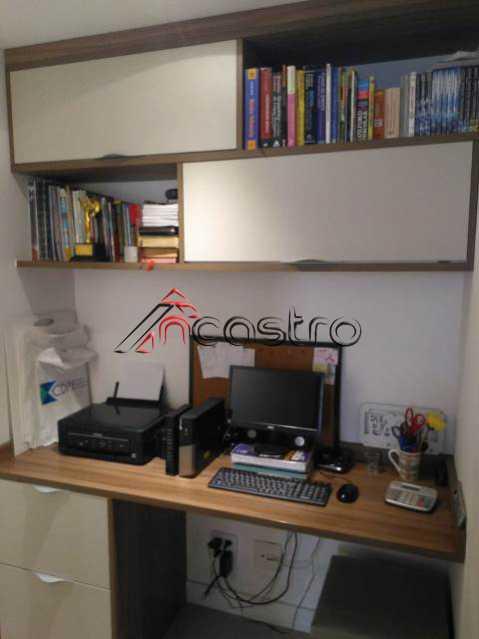 NCastro17. - Apartamento à venda Rua Ferreira de Andrade,Cachambi, Rio de Janeiro - R$ 650.000 - 3056 - 9