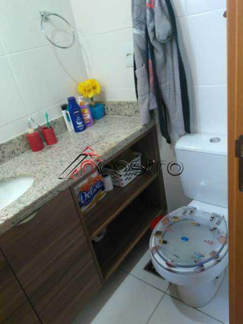 NCastro19. - Apartamento à venda Rua Ferreira de Andrade,Cachambi, Rio de Janeiro - R$ 650.000 - 3056 - 21