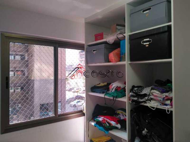 NCastro20. - Apartamento à venda Rua Ferreira de Andrade,Cachambi, Rio de Janeiro - R$ 650.000 - 3056 - 12