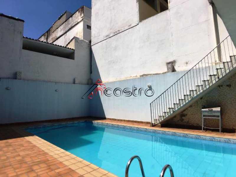 NCastro 5. - Casa À Venda - Olaria - Rio de Janeiro - RJ - M2163 - 1