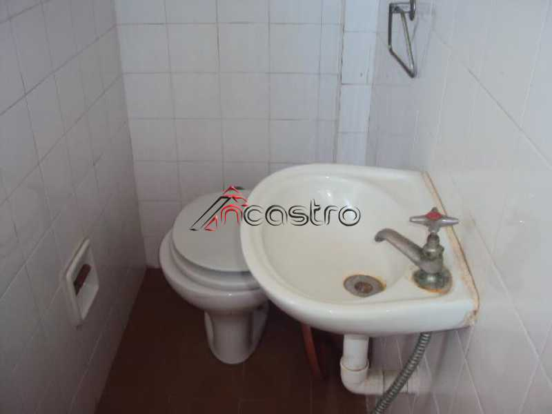 NCastro01 - Apartamento à venda Rua Marechal Bittencourt,Riachuelo, Rio de Janeiro - R$ 225.000 - 2247 - 15